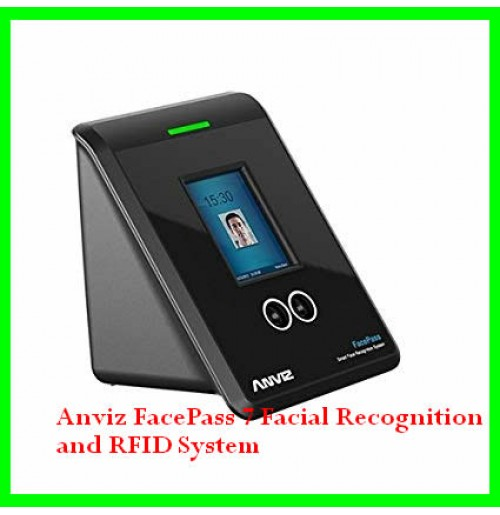 Anviz FacePass 7 Facial Recognition and RFID System