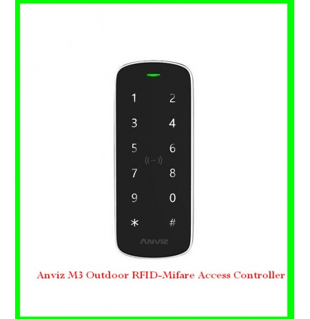Anviz M3 Outdoor RFID-Mifare Access Controller