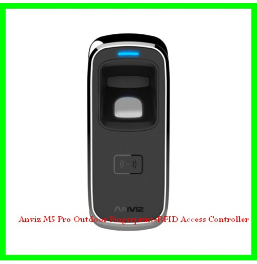 Anviz M5 Pro Outdoor Fingerprint-RFID Access Controller