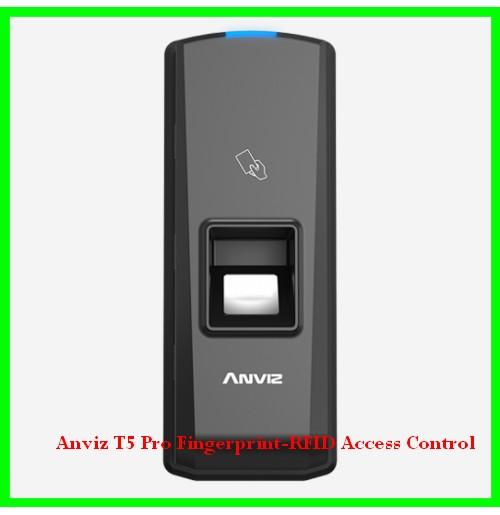 Anviz T5 Pro Fingerprint-RFID Access Control