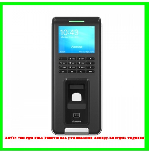 Anviz T60 Pro Full Functional Standalone Access Control Terminal