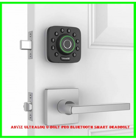 Anviz ULTRALOQ U-BOLT Pro Bluetooth Smart Deadbolt