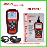 Autel MaxiScan MS509 OBD11EOBD Car Diagnostic Scanner