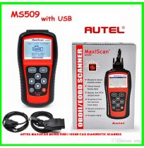 Autel MaxiScan MS509 OBD11EOBD Car Diagnostic Scanner