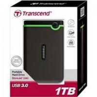 1TB Transcend External Hard Disk Drive--08030739425
