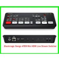 Blackmagic Design ATEM Mini HDMI Live Stream Switcher