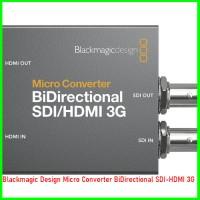 Blackmagic Design Micro Converter BiDirectional SDI-HDMI 3G-08030739425