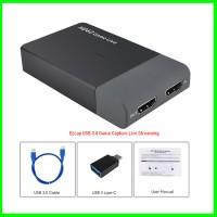 Ezcap USB 3.0 Game Capture Live Streaming-08030739425