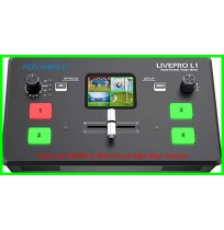 Feelworld LIVEPRO L1 Multi-Format Video Mixer Switcher-08030739425