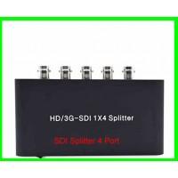 SDI Splitter 4 Port