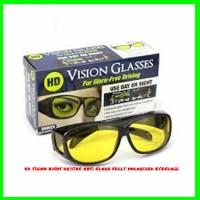 HD Vision Night Driving Anti Glare Fully Polarized Eyeglass