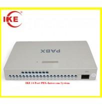 IKE 24 Port PBX-Intercom System