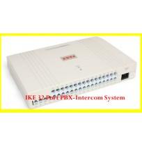 IKE 32 Port PBX-Intercom System