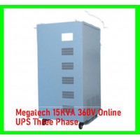 Megatech 15KVA 360V Online UPS Three Phase-08060498353