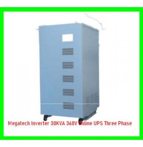 Megatech Inverter 30KVA 360V Online UPS Three Phase-08060498353