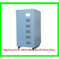 Megatech Inverter 40KVA 360V Online UPS Three Phase-08060498353