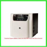 Smarten Superb 2500VA 2.5kVA 24V 50A MPPT Pure Sine Wave Inverter