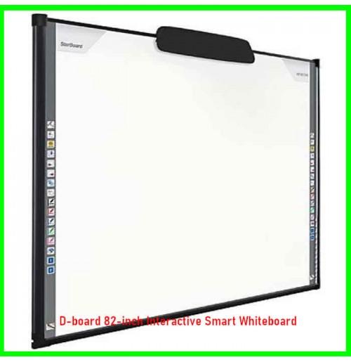 D-board 82-inch Interactive Smart Whiteboard