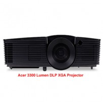 Acer X115 DLP Projector 3300 Lumens Best Value Acer Essential Series