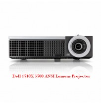 Dell 1510X DLP Projector - 3500 ANSI Lumens, HDMI Input