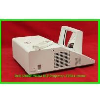Dell S500Wi WXGA DLP Projector-3200 Lumens