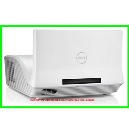 Dell S510N Ultra Short-Throw Projector-3100 Lumens