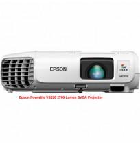 Epson Powerlite VS220 2700 Lumen SVGA Projector