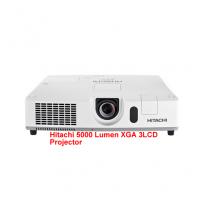 Hitachi 5000 Lumen XGA 3LCD Projector
