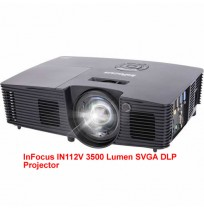 InFocus IN112V 3500 Lumen SVGA DLP Projector