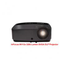 InFocus IN112x 3200 Lumen SVGA DLP Projector
