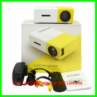 Mini Led Usb Projector 600 Lumens