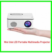 Mini Usb LED Portable Multimedia Projector
