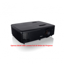 Optoma DS348 3000 Lumens Full 3D SVGA DLP Projector