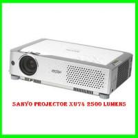 Sanyo Projector XU74 2500 Lumens