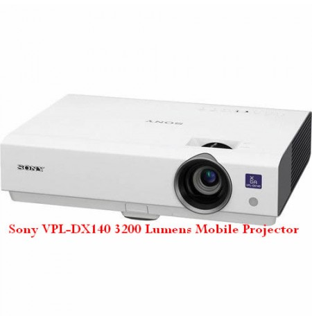 Sony VPL-DX140 3200 Lumens XGA Mobile LCD Projector