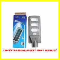 120 Watts Solar Street Light Security