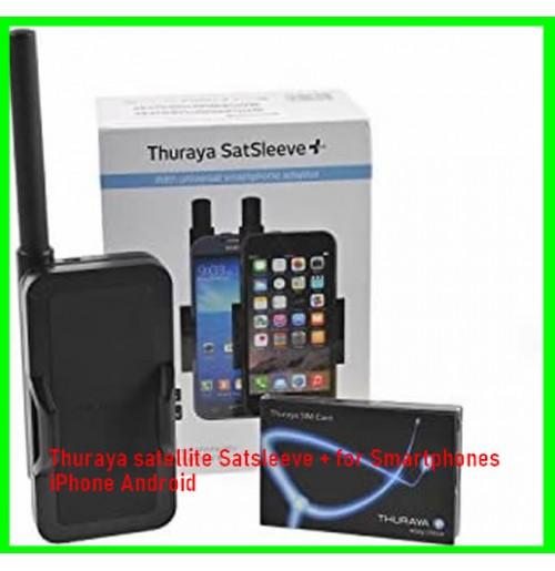 Thuraya satellite Satsleeve + for Smartphones iPhone Android