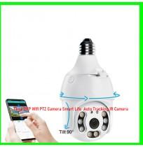 Tuya 2MP WIfI PTZ Camera Smart Life  Auto Tracking IR Camera