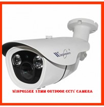 Winpossee 12mm Outdoor Cctv Camera