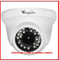 Winpossee 3.6mm IR Indoor Camera