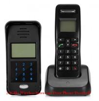 2.4GHz Wireless Intercom Door Phone Doorbell