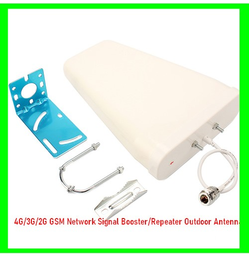 4G/3G/2G GSM Network Signal Booster/Repeater Outdoor Antenna-08060498353