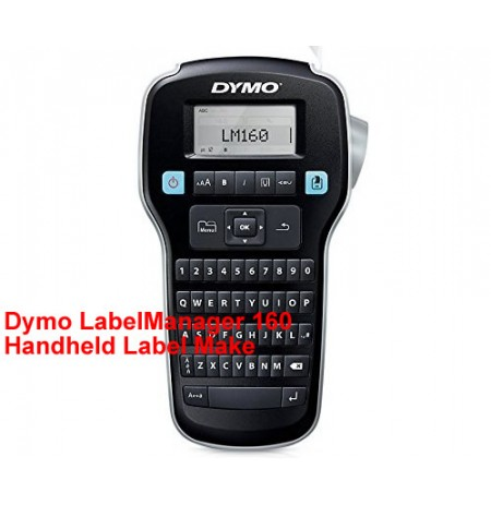 Dymo Label Manager 160 Handheld Label Maker