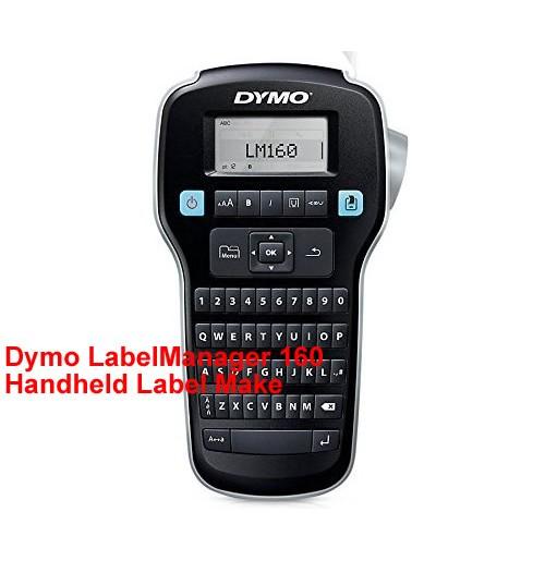 Dymo Label Manager 160 Handheld Label Maker