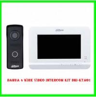 DaHua 4 Wire Video Intercom Kit DHI-KTA01