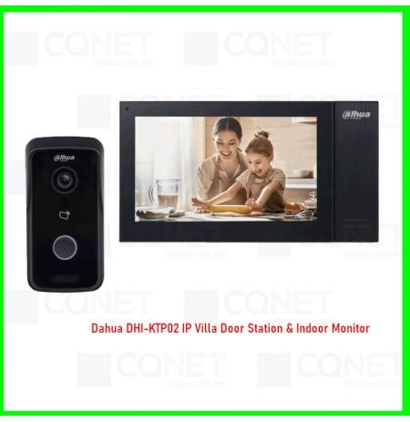 Dahua DHI-KTP02 IP Villa Door Station & Indoor Monitor-08060498353