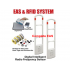 Complete Electronic Anti Theft System EAS
