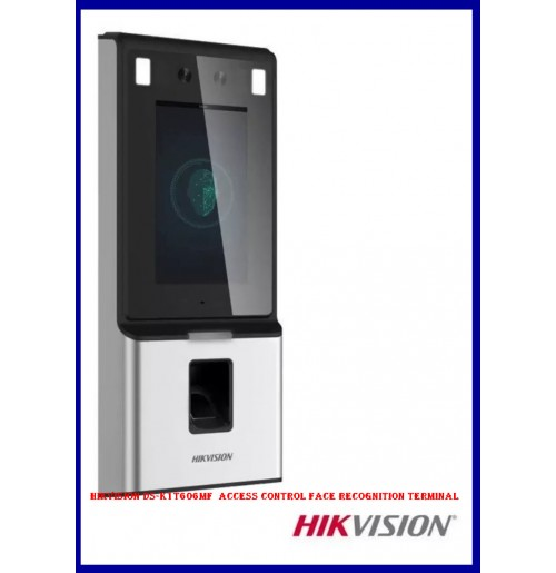 Hikvision DS-K1T606MF  Access Control Face Recognition Terminal