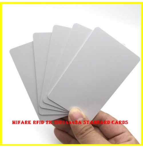 Mifare RFID 2K ISO14443A Standard Cards
