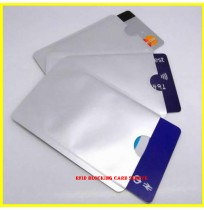 RFID Blocking Card Sleeve